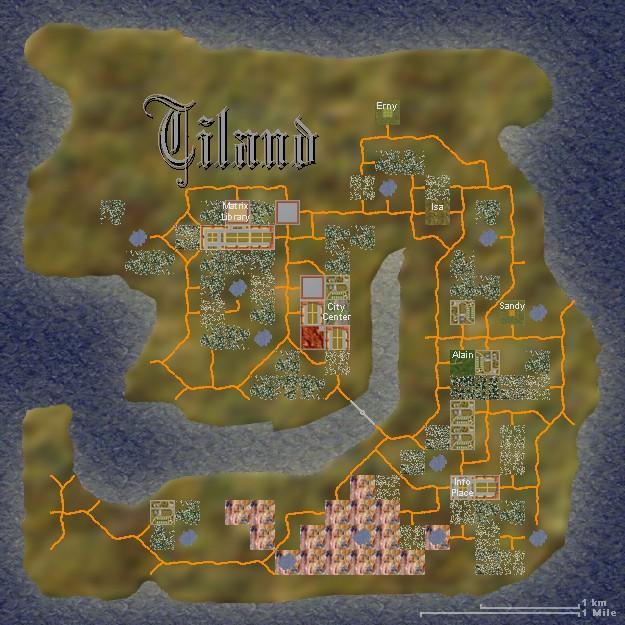 Erny - Page 3 Citymap